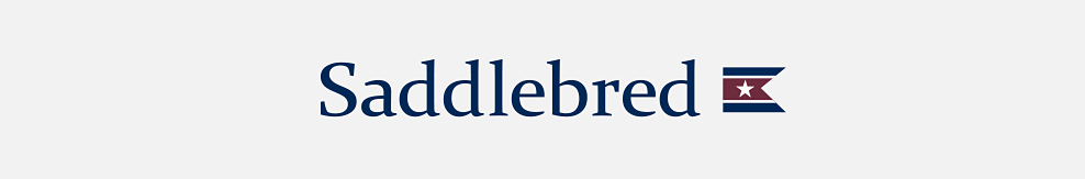 Saddlebred logo.