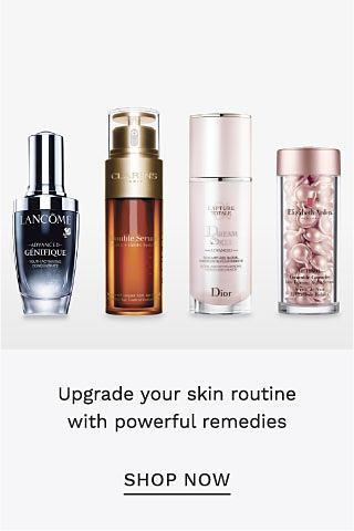 4 skincare products. Upgrade your skin routine with powerful remedies. Shop now.