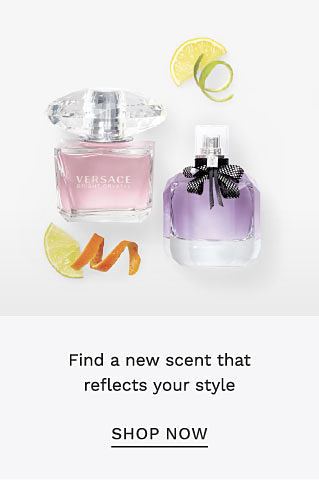 2 bottles of perfume. Find a new scent that reflects your style. Shop now.