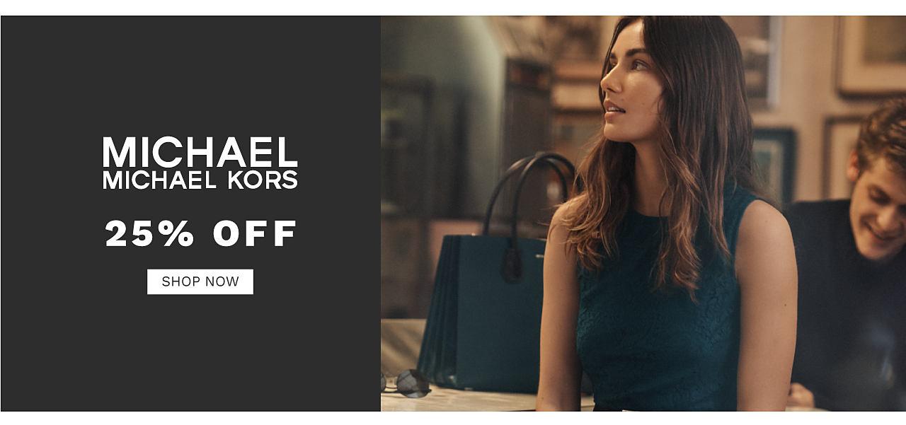 Michael Michael Kors 25% OFF