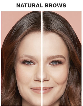 Benefit Brow basics. 3 before and after photos of women with and without Benefit Brow products. Get natural brows with Precisely My Brow Pencil. Shop now.