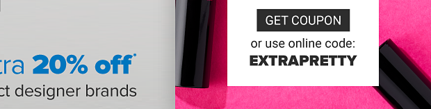 Tubes of mascara Online only. 20% off beauty, regular priced purchases. Shop now. Get coupon or use online code glowup20.