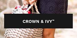 Shop Crown & Ivy
