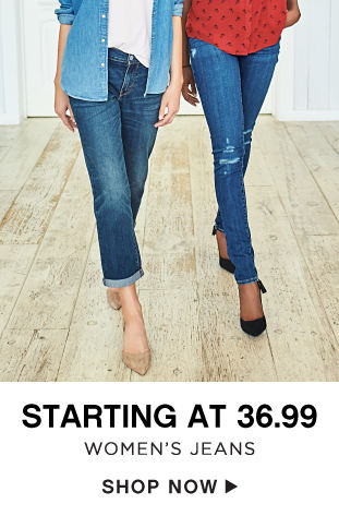 Starting at 36.99 Women's Jeans - Shop Now