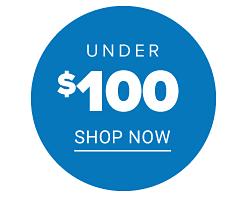 Shop under $100.