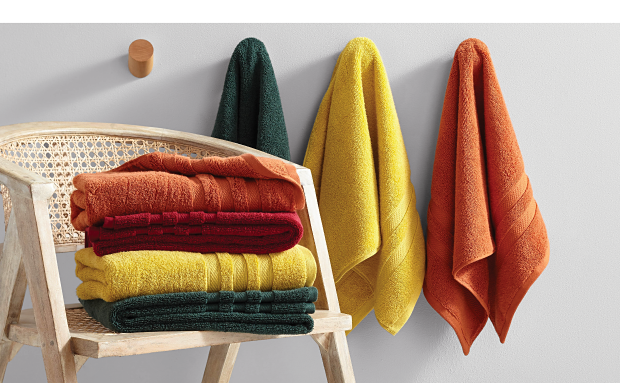Buy 1 Get 1 FREE! Select Towels at Belk!