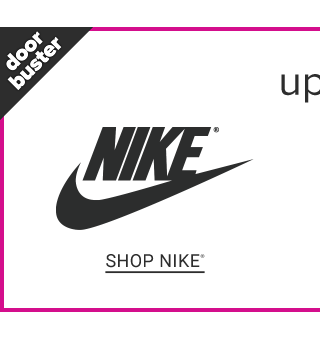 Doorbuster. Up to 50% off activewear for the family. Shop Nike.