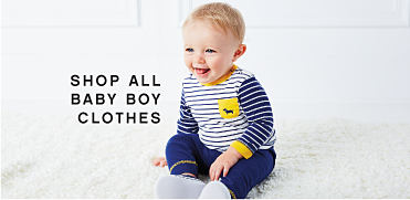 shop all baby boy clothes