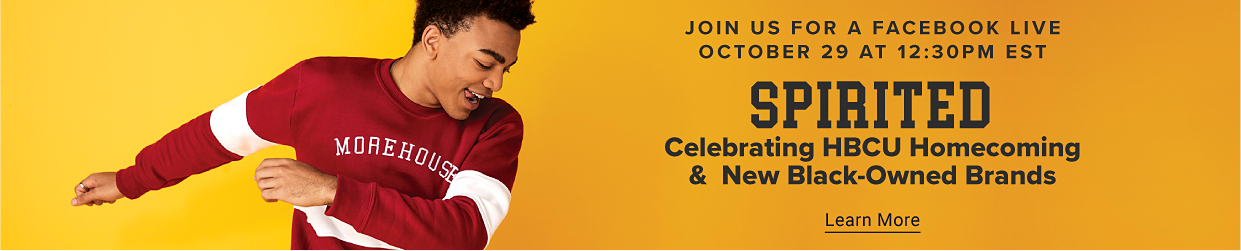 Celebrating HBCU Homecoming & New Black-Owned Brands
