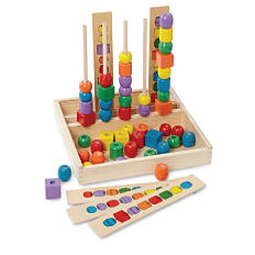 A kids' educational game with blocks in several shapes & colors. Shop learning & development.