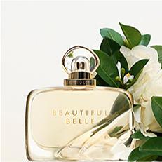 A bottle of perfume. Shop perfume.