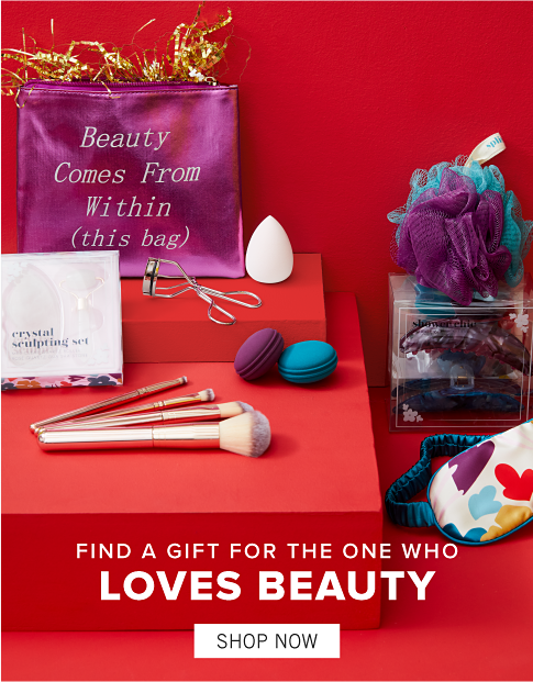 Find a gift for the one who loves Beauty. Shop Now.