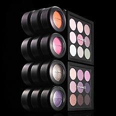 A variety of eyeshadows. Shop eyeshadow.