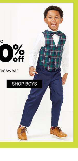 Up to 60% off Kids' Dresswear - Shop Boys