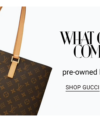 What Goes Around Comes Around - Shop Gucci