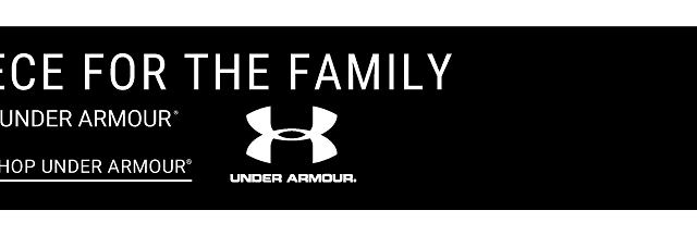 DoorBuster. $29.99 Fleece for the Family from Adidas & Under Armour. Shop Under Armour.