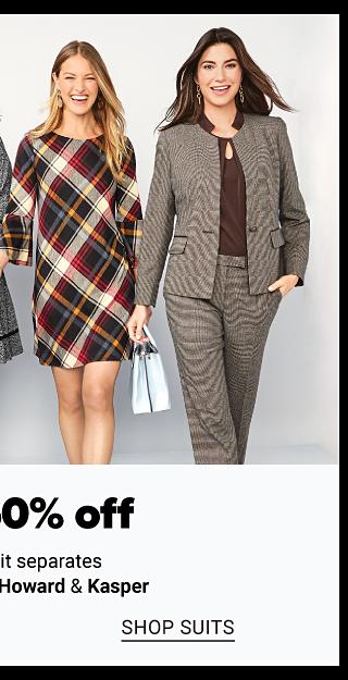 Shop suits.