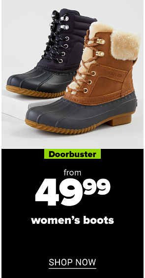 from 49.99 women's boots shop now