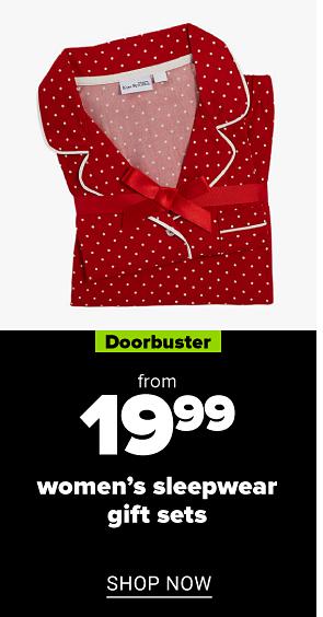 Doorbuster. Shop now.