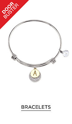 A holiday-themed fashion bracelet. DoorBuster. Shop fashion bracelets.