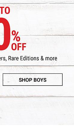 Shop boys.