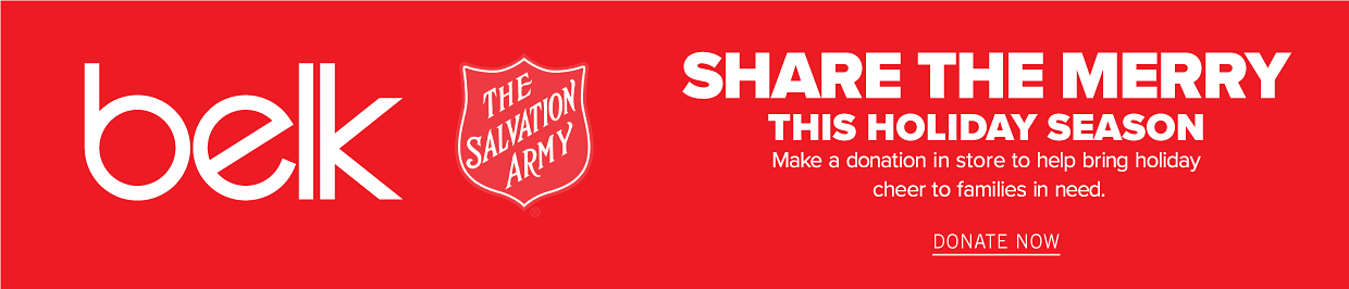 Salvation Army. Donate Now.
