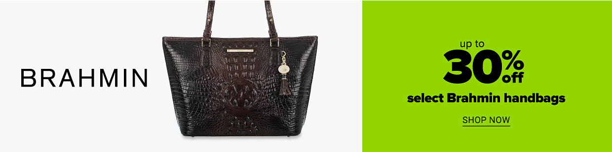A Brahim cocoa Melbourne collection medium asher tote. Up to 30% off select Brahim handbags. Shop now.