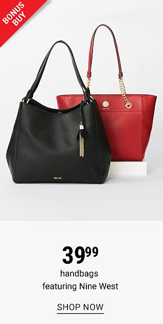A Black Leather Handbag Red Bucket Tote Bonus 39 99 Handbags