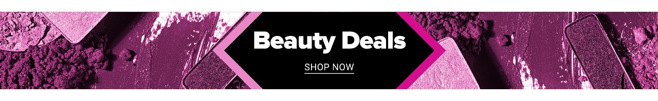 Beauty Deals. Shop now.