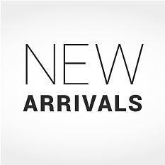 New arrivals. Shop now.