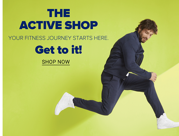 The Active Shop
