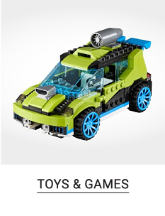 A toy car. Shop toys and games.