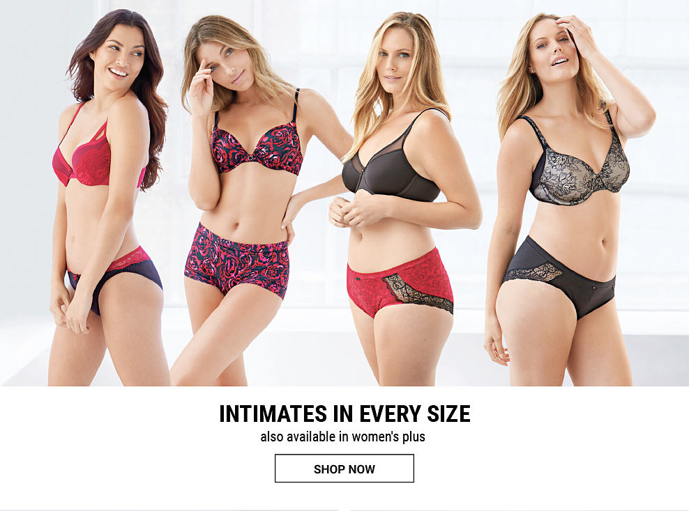 Intimates In Every Size