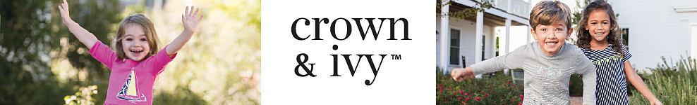 crown & ivy kids
