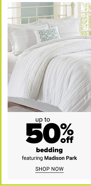 A white Celeste 5-piece comforter set. Up to 50% off bedding featuring Madison Park. Shop now.