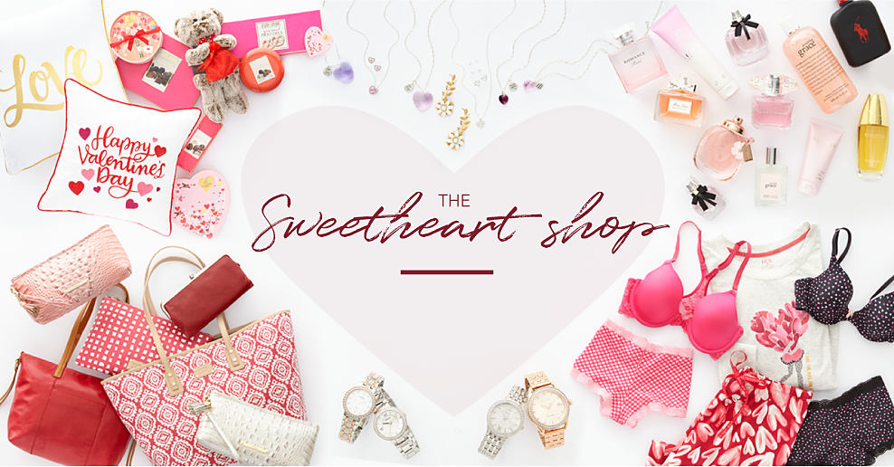 The Sweetheart Shop | We've got everything your heart desires
