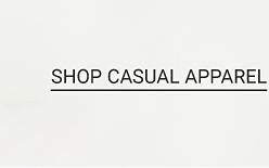 Shop Casual Apparel