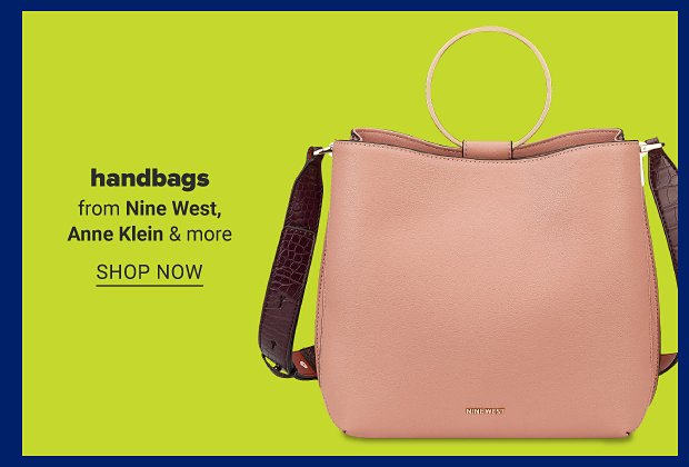 A tan Jorja bucket bag. Handbags from Nine West, Anne Klein and more. Shop now.