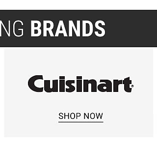 Cuisinart. Shop now.