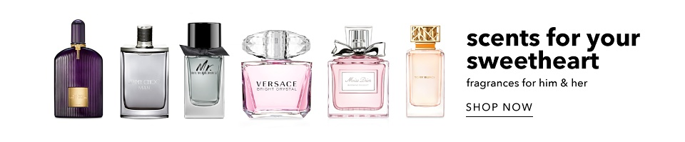 Scents for Your Sweetheart - Fragrance for Him & Her - Shop Now