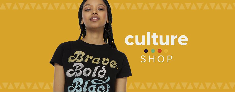 Culture Shop.