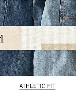 Shop athletic fit