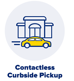 Contactless Curbside Pickup
