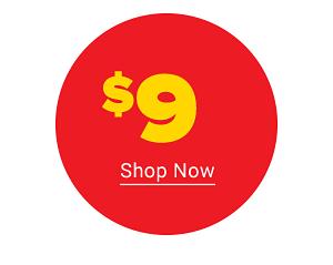 $9 Shop Now.