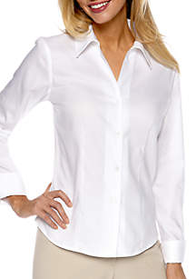 Calvin Klein Long Sleeve Wrinkle-Free Shirt