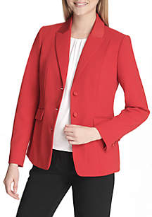 3-Button Blazer