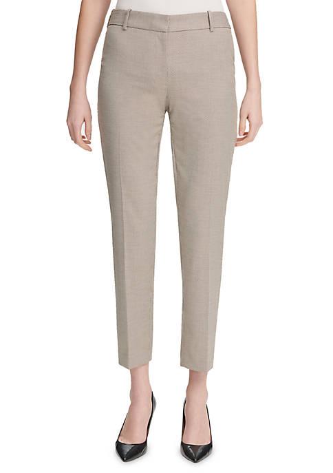 Calvin Klein Novelty Slim Pants