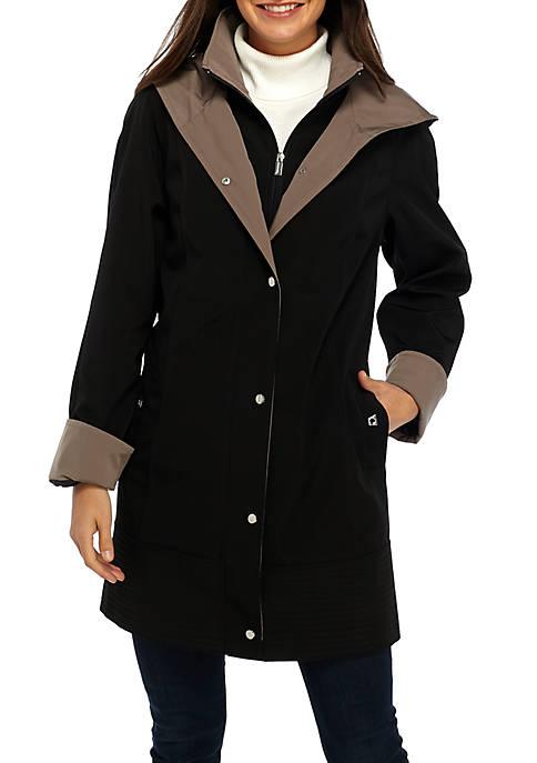 2 Tone Rain Jacket