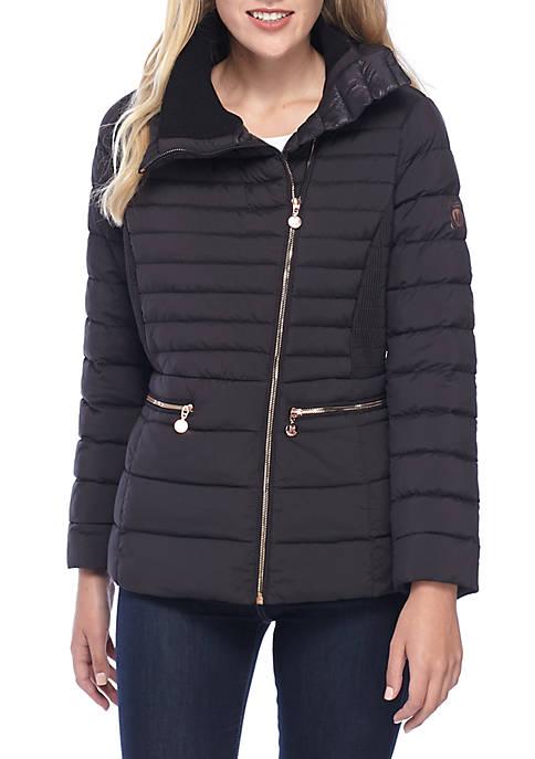 Primaloft Thermaplume Asymmetrical Jacket