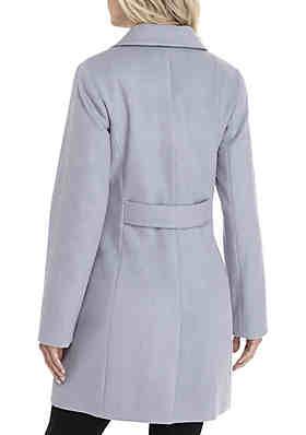 e35689f0de7dd Forecaster Boston Single Breasted Notch Collar Coat Forecaster Boston  Single Breasted Notch Collar Coat